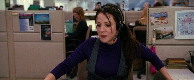 Happy Birthday to Mary-Louise Parker who turns 55 today! Name the movie of this shot. 5 min to answer!