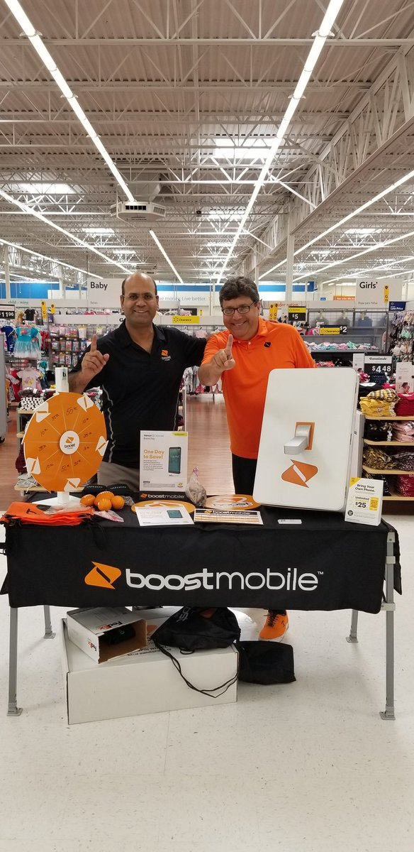 Paresh Vyas On Twitter I Sprintrocco Are Ready To Offer Best Deal In Town For Prepaid Stop By Walmart Algonquin To Get 2 Months Free When You Switch To Boostmobile Midwestpride