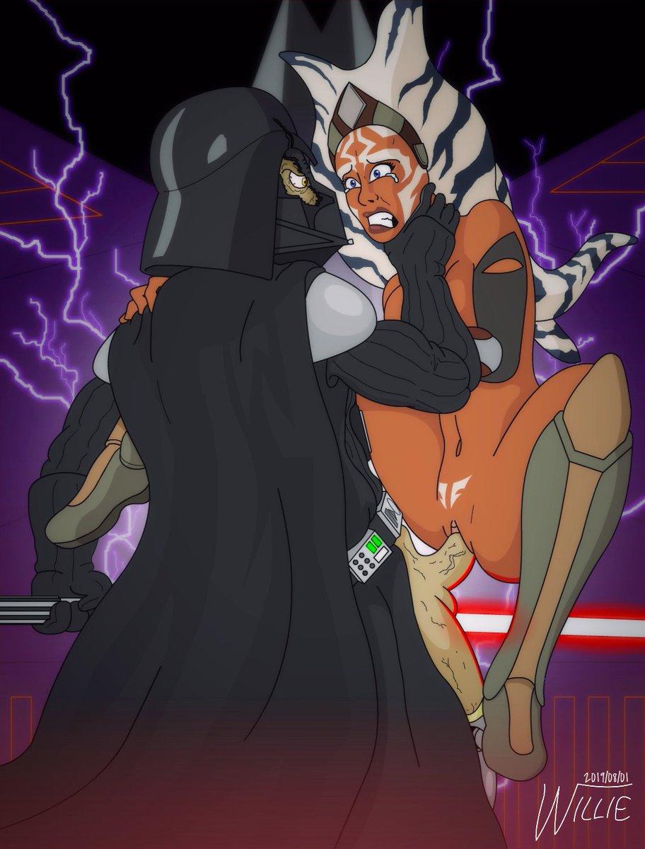 Star Wars Ahsoka Tano Porn