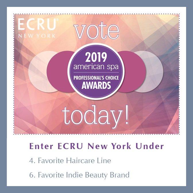 ECRU New York on Twitter: