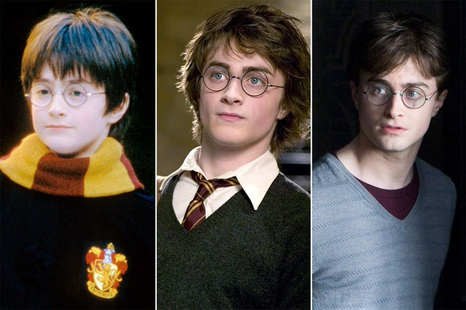 Happy 39th birthday to The Boy Who Lived!