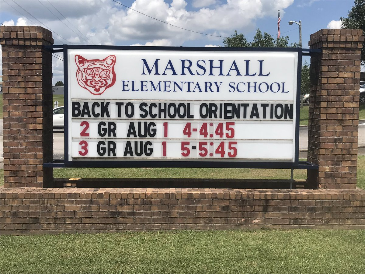 Marshall Elementary (@M_E_S_Tigers)   Twitter