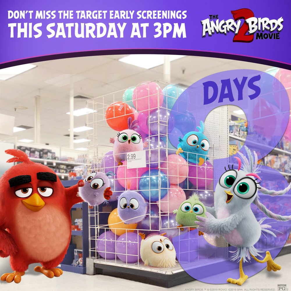 The Angry Birds Movie 2 on Twitter: