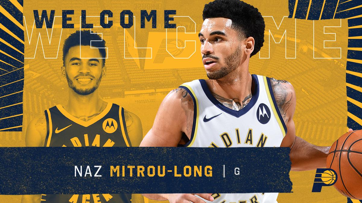 OFFICIAL: We have signed Naz Mitrou-Long (@NazzyJML) to a two-way contract ✒️