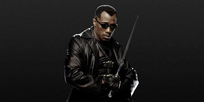 Happy 57th birthday to everyone\s favorite daywalker, Wesley Snipes (