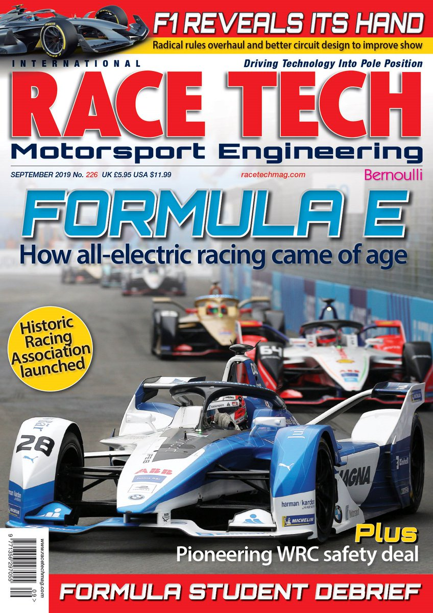 Race Tech Magazine On Twitter Pat Symonds F1 Chief