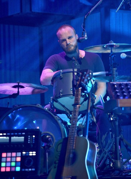 Coldplay - Paradise (Official Video)  via Happy Birthday Will Champion, drummer