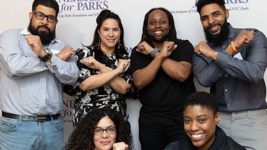 PfPNYC - PartnershipsForParks Twitter Profile | Twitock