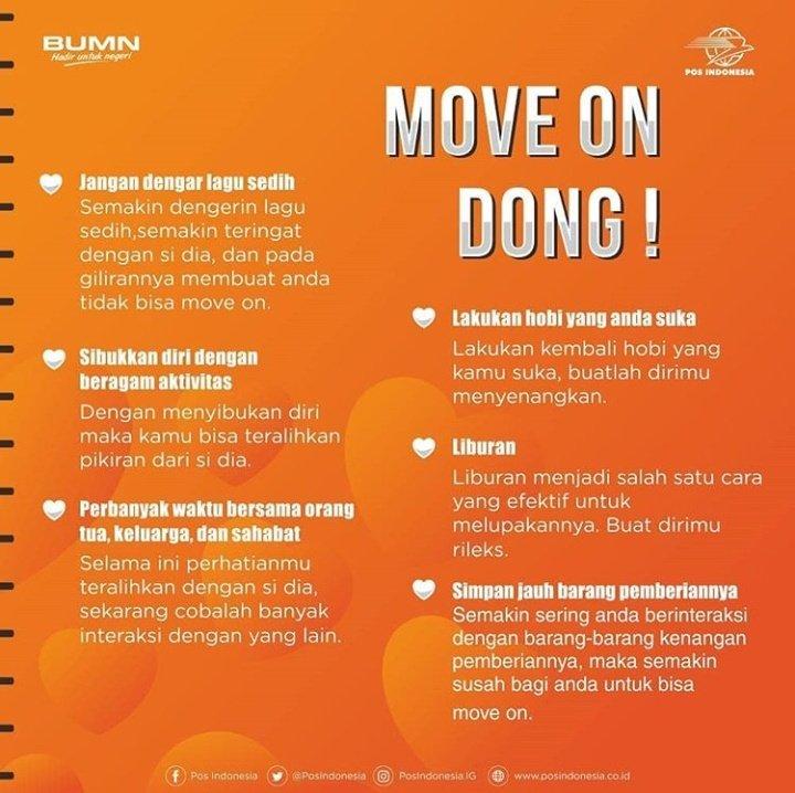 Kementerian Bumn Twitter પર Move On Dong Move On Kata
