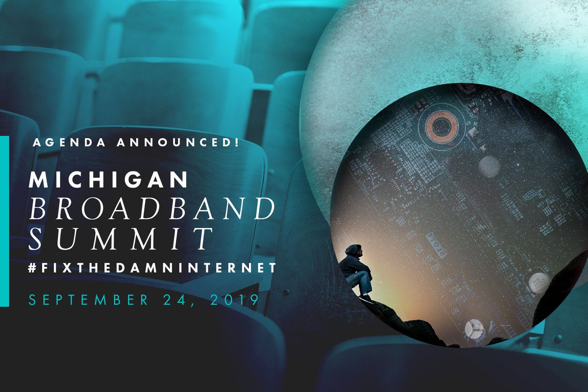 We'll be there! #FixTheDamnInternet