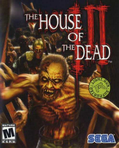 house of the dead 3 lisa