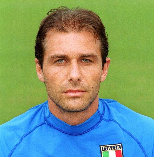 Happy Birthday To Antonio Conte 50 Today