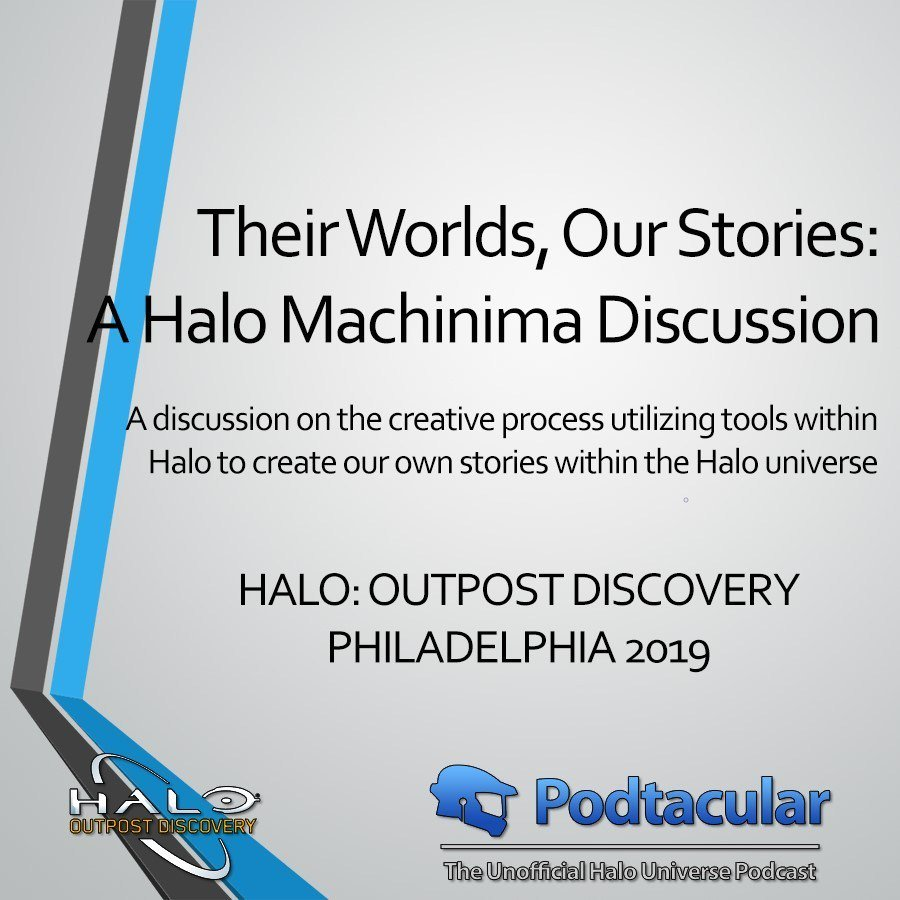 Podtacular @ #HaloOutpost Discovery (@podtacular) | Twitter