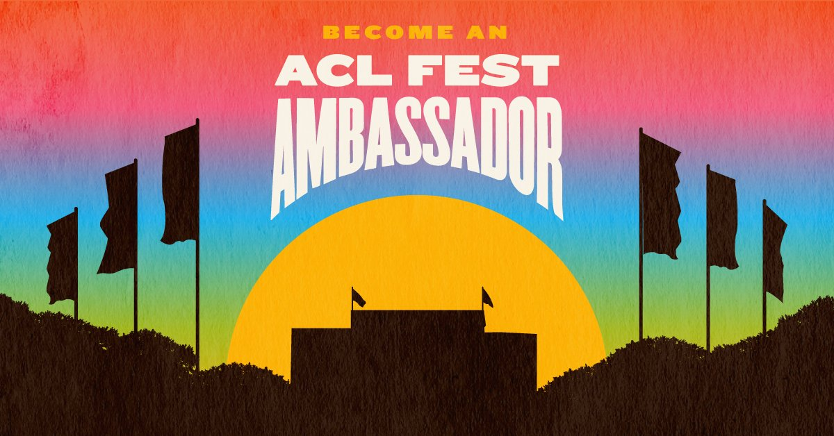 Become an Austin City Limits Ambassador