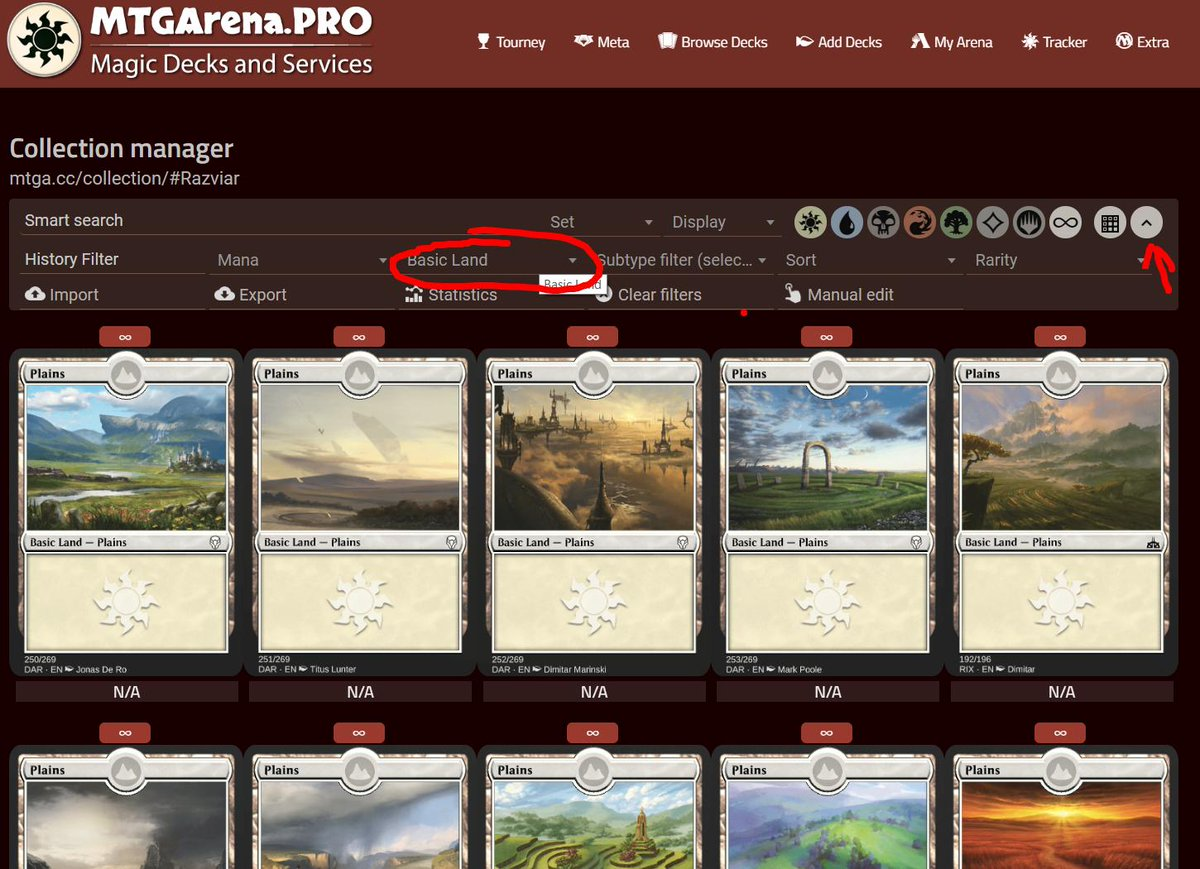MTG Arena Pro - @mtgapro Twitter Profile and Downloader | Twipu