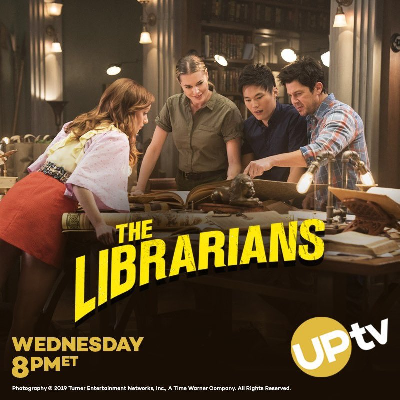 The Librarians (@LibrariansTNT) | Twitter