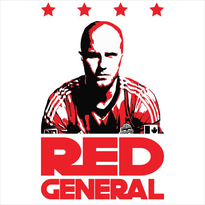 Happy Birthday, Michael Bradley!  A great leader on and off the field.