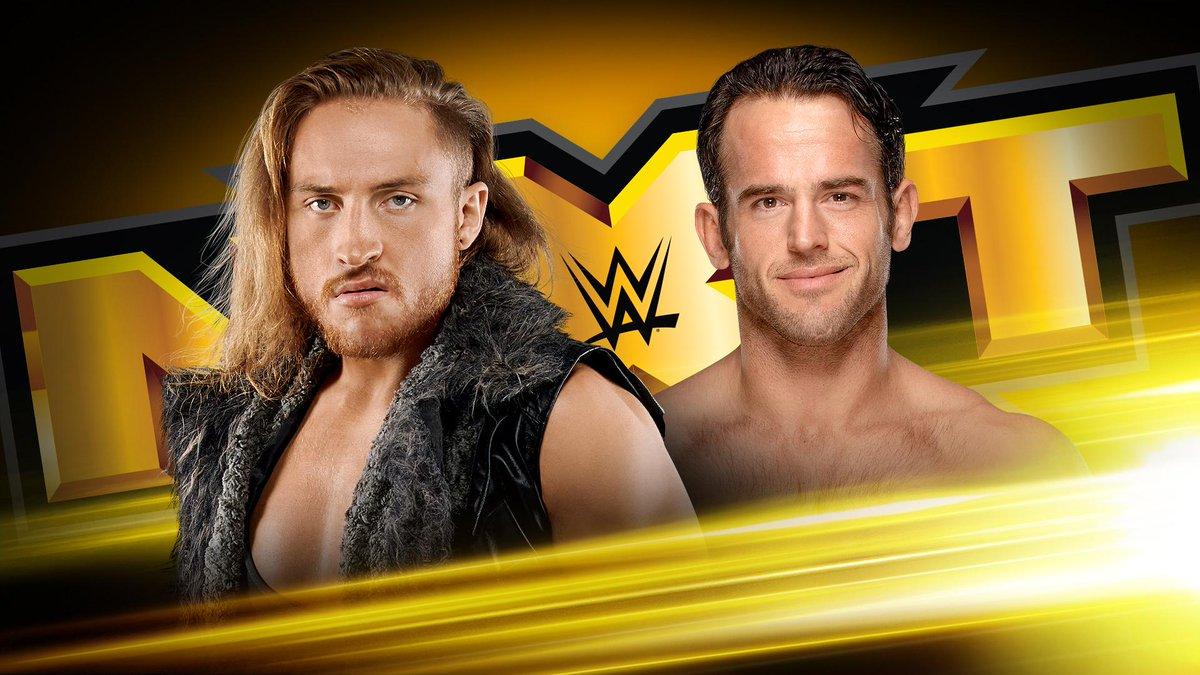 An ALL-NEW @WWENXT streams RIGHT NOW on @WWENetwork as #UndisputedERA's @roderickstrong collides with The #Bruiserweight @PeteDunneYxB! http://wwe.me/xuJYYI #WWENXT