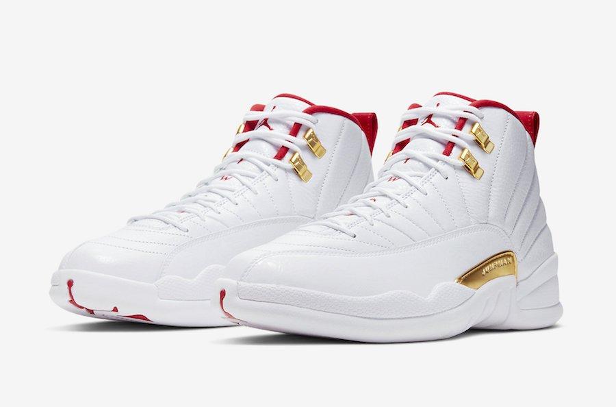 Air Jordan 12 'FIBA' - August 24