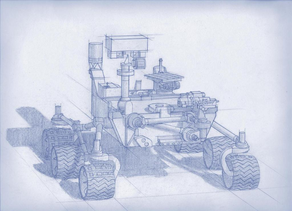 5 years ago #OTD, we announced our plans for the #Mars2020 rover. Now were just one year to launch! The clock is ticking, but you can still be part of the mission. Be a part of history and submit your name to be sent to Mars until Sept. 30: go.nasa.gov/Mars2020Pass
