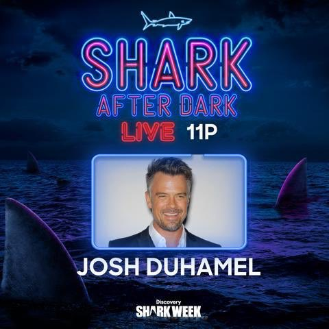 I'm going to be on #SharkAfterDark LIVE tonight at 11p on @Discovery! Tweet your questions and I'll answer some on the show.