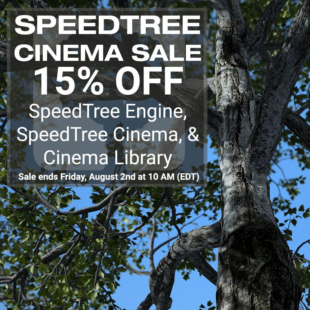 Speedtree Arnold