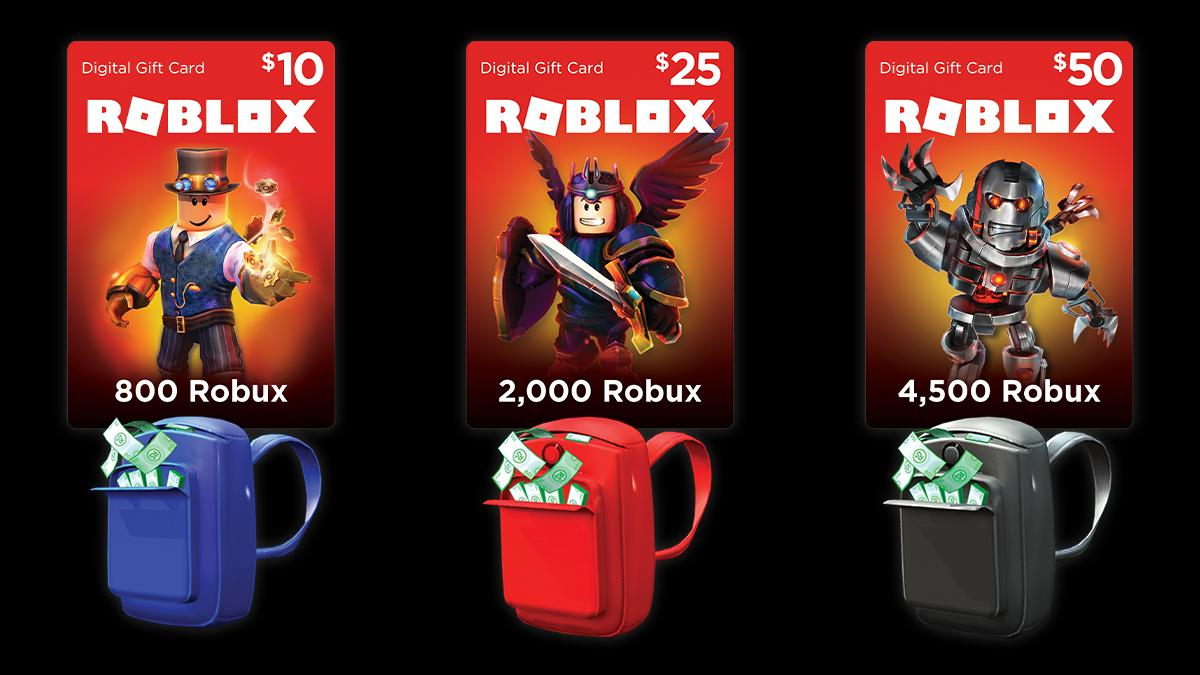 Roblox Gift Card Redeem Gift Cards Amazon Video Games On Twitter The Perfect Gift For Any Roblox Fan Redeem Digital Roblox Gift Card Codes To Get Robux Plus An Exclusive Backpack For Your Avatar Https T Co 3odmkl8zft Https T Co 161mdrif2j