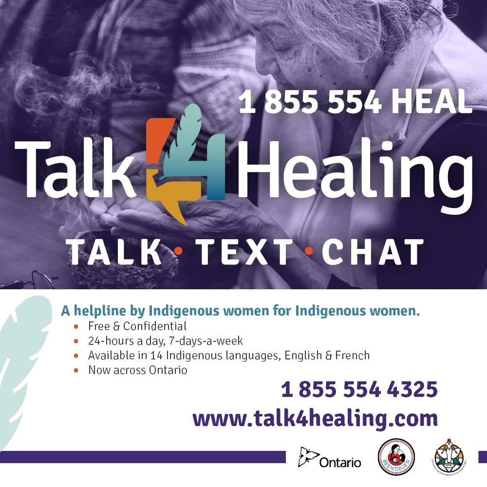 Talk4Healing (@Talk4Healing) | Twitter