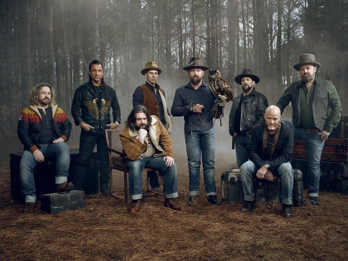 Happy Birthday, Zac Brown! See you in a month at Fenway!