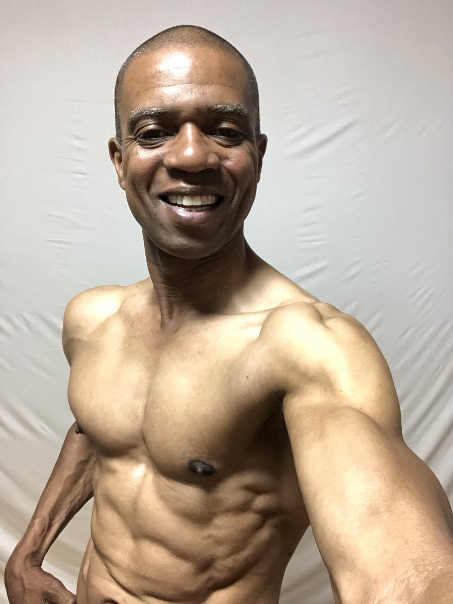 over 40 fitness models male