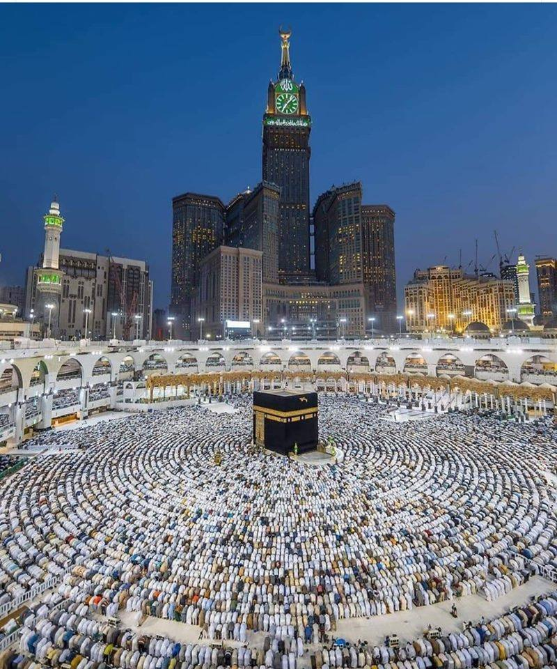 May Almighty Allah grant every Muslim a chance to perform Hajj and Umrah at least once in lifetime. Ameen!!! 🙏