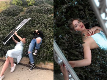 Rahasia gambar wanita cantik dan cara mengambil fotonya