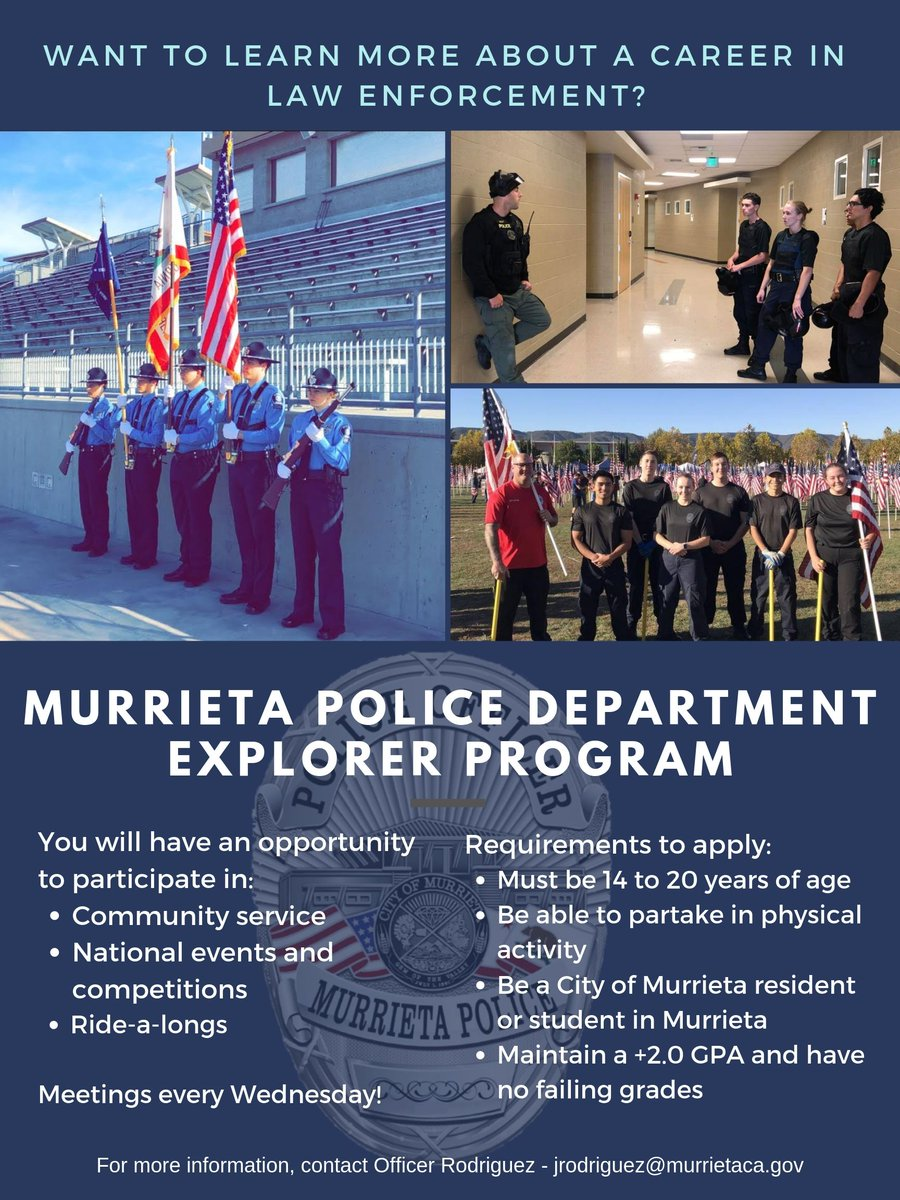 Murrieta Police Dept on Twitter: