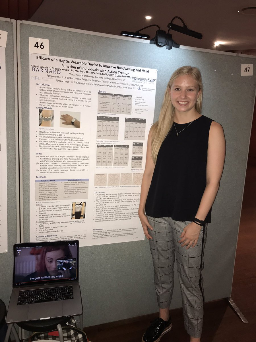 Neurorehab Lab at TC, Columbia Univ (@NeuroRehabLabTC) | Twitter