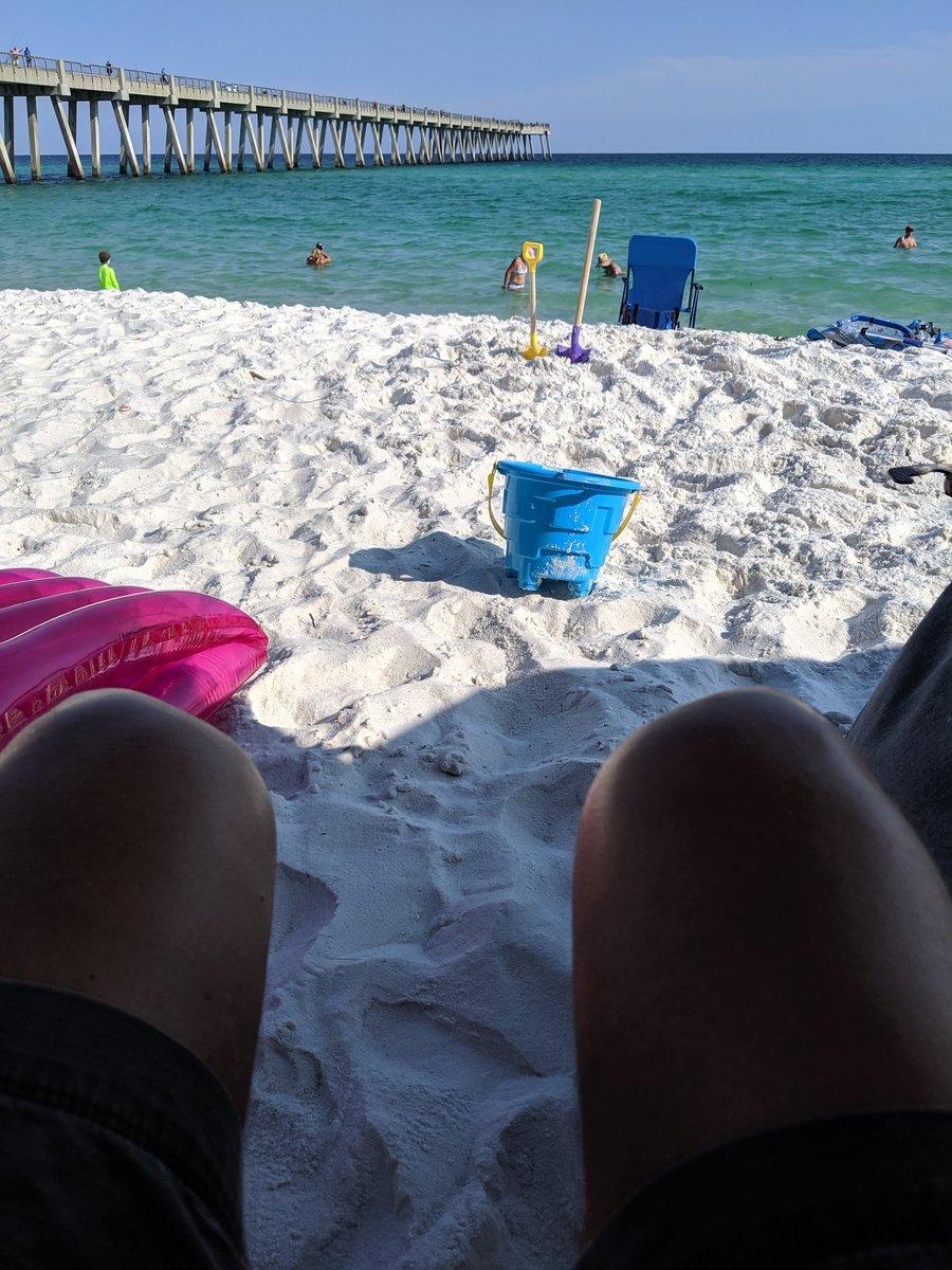 Yes, I am tweeting from the beach... #lastbitofsummer #beachlife #backtoschoolsoon