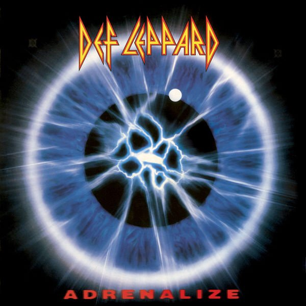Let\s Get Rocked from Adrenalize [Bonus Tracks] by Def Leppard  Happy Birthday, Joe Elliott