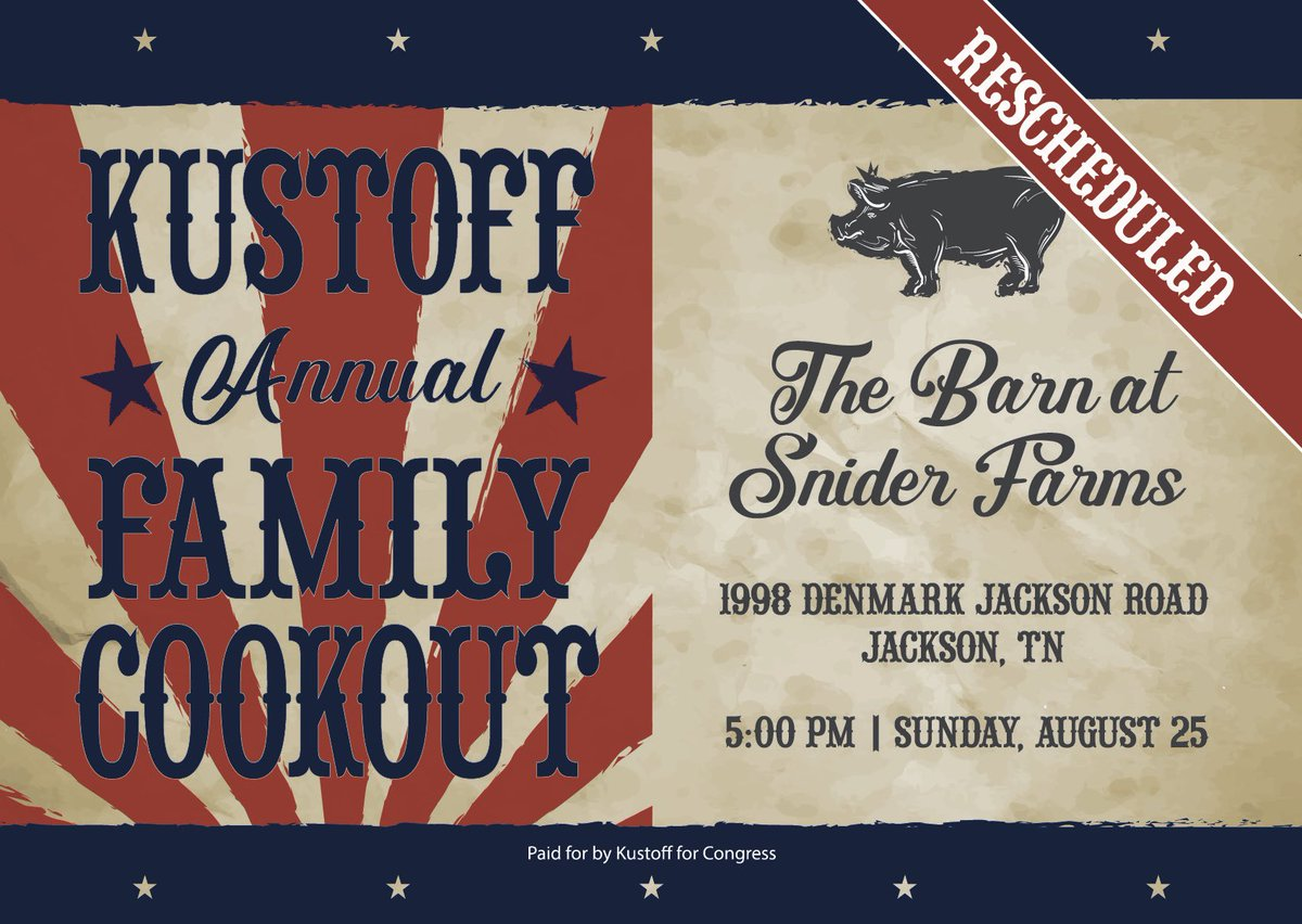 Kustoff Cookout