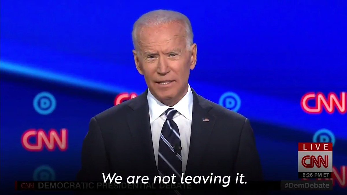Mr. President — this is America. We are strong and great because of our diversity. #DemDebate