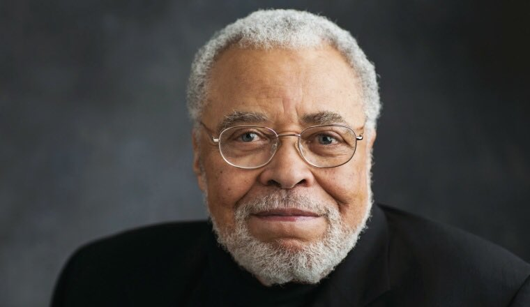 Terence Mann Writer >> Bae Ruth On Twitter James Earl Jones Has The Most