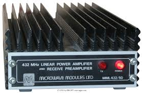 Manual Of The Microwave Modules Mml 432