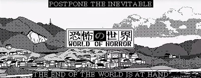 WORLD OF HORROR (@panstasz) | Twitter