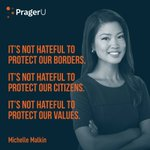 Image for the Tweet beginning: Spot on, @michellemalkin!