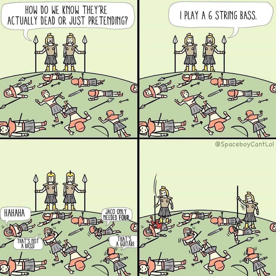 Ser baixista é... (memes, pics, etc) - Página 2 EA2Ju6XW4AIPYf5