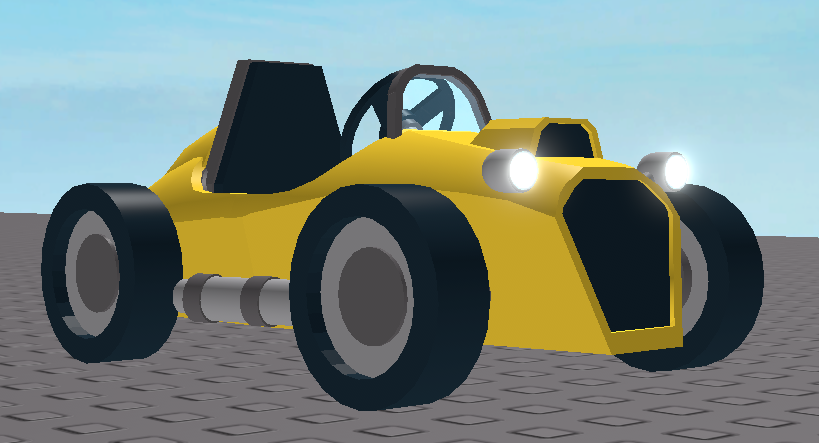 Another Kat Design! Road Striker! #RobloxDev #Roblox #RBXDev