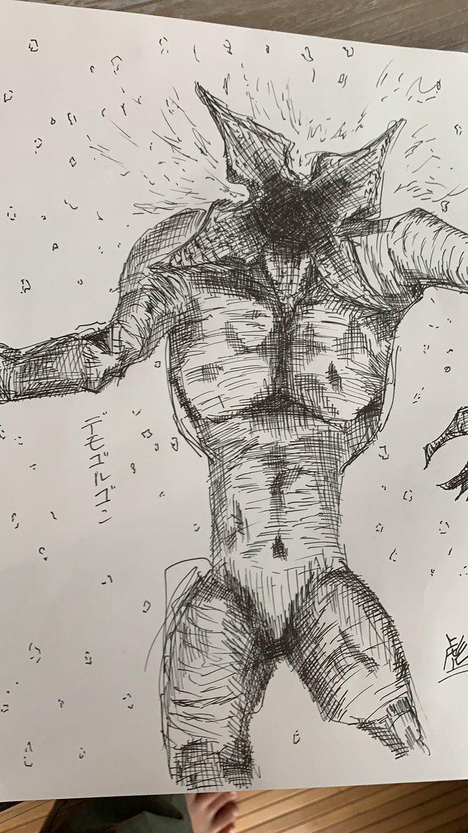 Twoucan , デモゴルゴン の注目ツイート(イラスト・マンガ