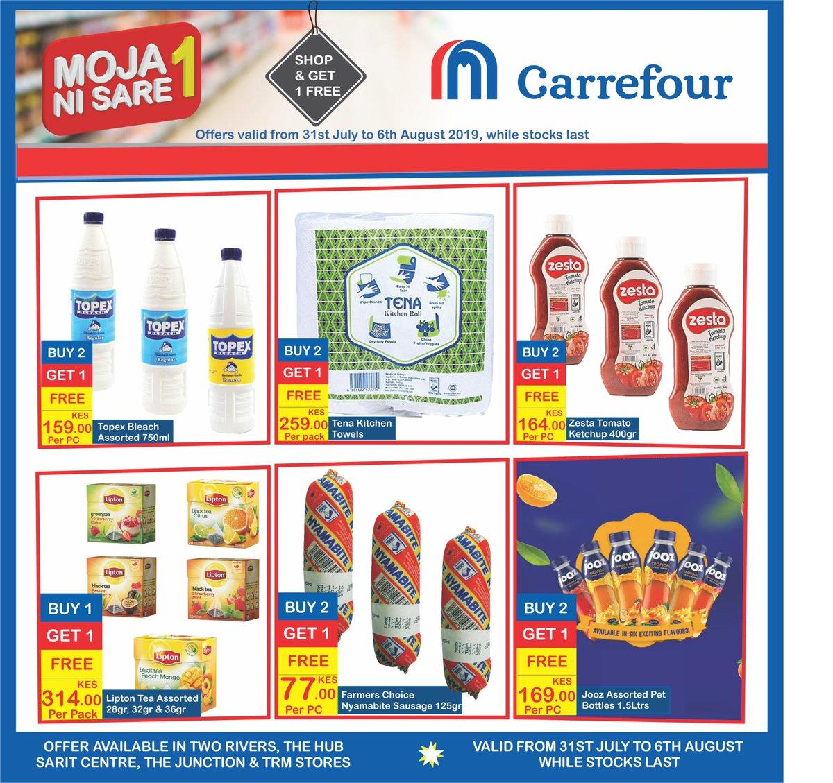 Carrefour Kenya Carrefourke Twitter