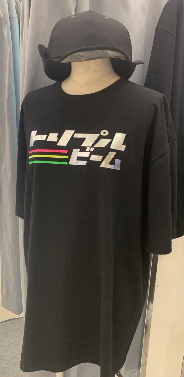 コンプテのオリジナルTシャツです!5800円だよ!クレジットカード使えます?✨#コンプテTシャツ#メンズあります#PARCO2