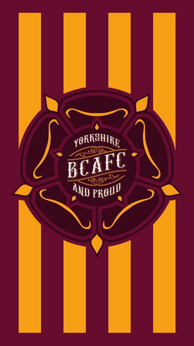 Bradford City Football Logo