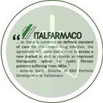 Image for the Tweet beginning: Italfaramaco SpA is expanding its