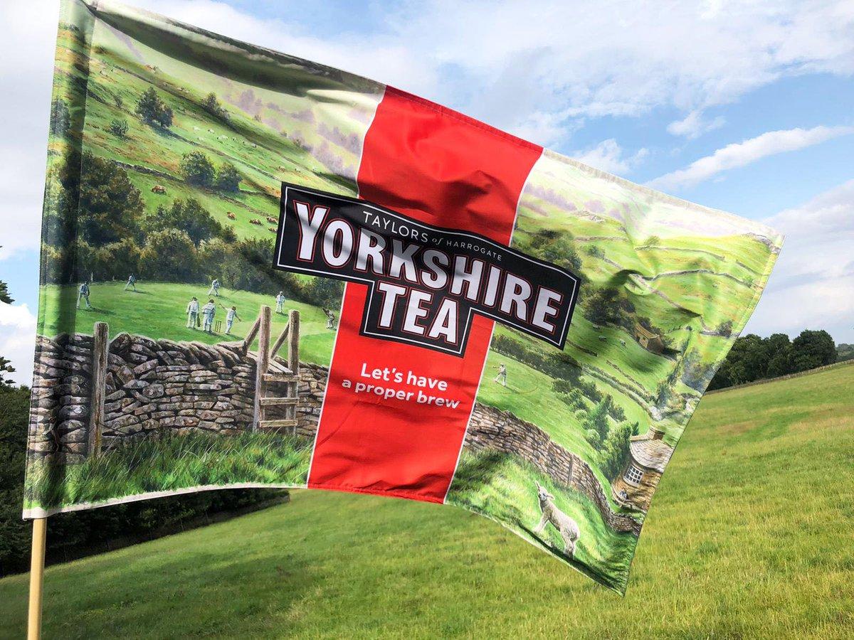RT @YorkshireTea Happy Yorkshire Day!   #YorkshireDay
